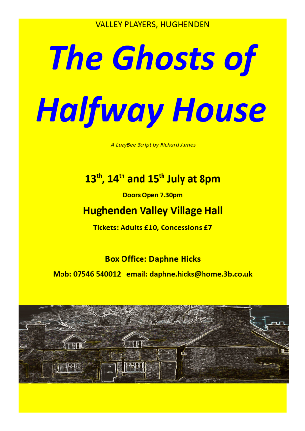 Halfway House Poster