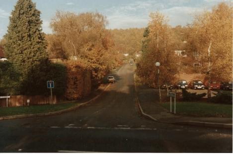 FC136-29A Entrance to Friars Gardens Nov 1998