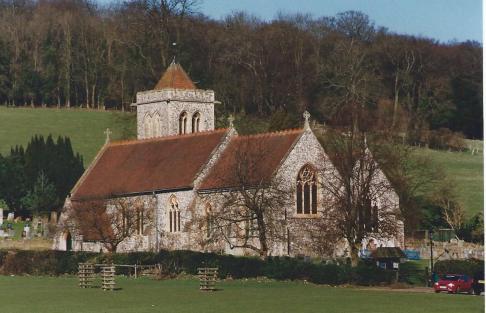 FC226-20 St Michael's Church Hughenden Park Feb 2001
