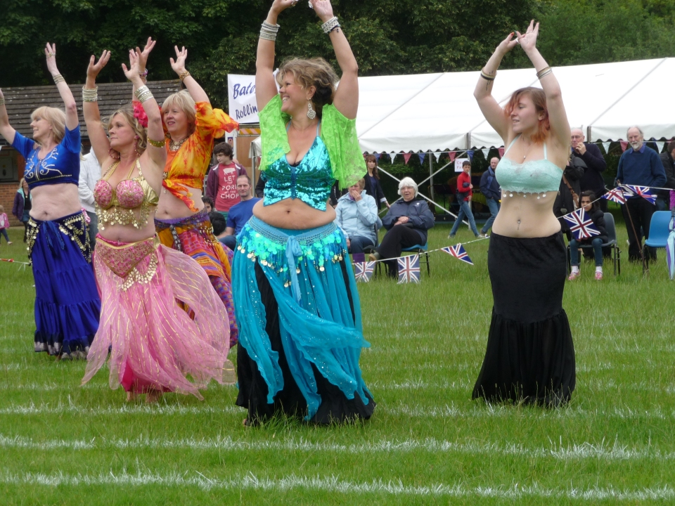 The Belly Dancers 12